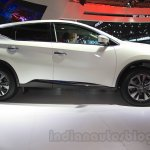 2015 Nissan Murano side at the 2015 Chengdu Motor Show