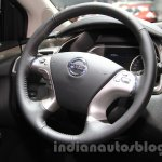 2015 Nissan Murano steering wheel at the 2015 Chengdu Motor Show