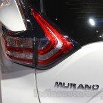 2015 Nissan Murano taillamp at the 2015 Chengdu Motor Show