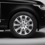 2015 Range Rover Sentinel wheel unveiled