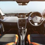 2015 Renault Duster Explore Edition interior launched