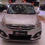 2015 Suzuki Ertiga (2016 Maruti Ertiga) video screen capture front