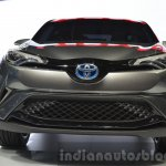 2015 Toyota C-HR Concept front at IAA 2015