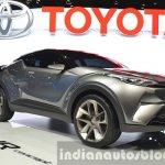 2015 Toyota C-HR Concept front three quarter at IAA 2015