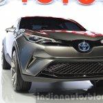 2015 Toyota C-HR Concept front three quarters at IAA 2015