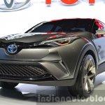 2015 Toyota C-HR Concept front three quarters right at IAA 2015