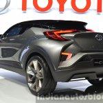 2015 Toyota C-HR Concept rear three quarters at IAA 2015