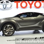 2015 Toyota C-HR Concept side view at IAA 2015