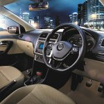 2015 VW Polo India interior
