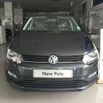 2015 VW Polo front for India