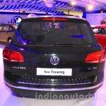 2015 VW Touareg rear at the 2015 NADA Auto Show