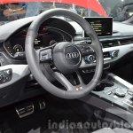 2016 Audi A4 Avant S-line interior at the IAA 2015