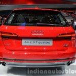 2016 Audi A4 Avant S-line rear at the IAA 2015