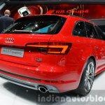 2016 Audi A4 Avant S-line rear three quarter at the IAA 2015
