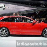 2016 Audi A4 Avant S-line side at the IAA 2015