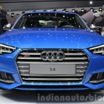 2016 Audi S4 front at the IAA 2015