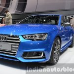 2016 Audi S4 front quarter at the IAA 2015
