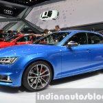 2016 Audi S4 front three quarter at the IAA 2015