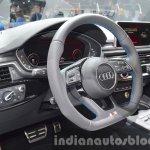 2016 Audi S4 interior at the IAA 2015