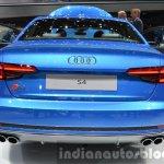 2016 Audi S4 rear at the IAA 2015