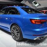 2016 Audi S4 rear three quarter at the IAA 2015