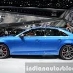 2016 Audi S4 side at the IAA 2015