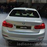 2016 BMW 330e rear at the IAA 2015