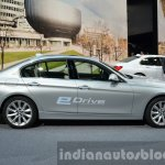 2016 BMW 330e side at the IAA 2015