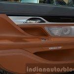 2016 BMW 7 Series Individual door panel at the IAA 2015