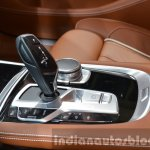2016 BMW 7 Series Individual floor console at the IAA 2015