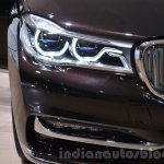 2016 BMW 7 Series Individual headlamp at the IAA 2015