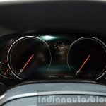 2016 BMW 7 Series Individual instrument display at the IAA 2015