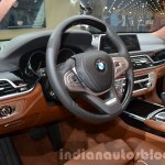 2016 BMW 7 Series Individual interior at the IAA 2015