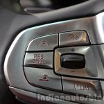 2016 BMW 7 Series Individual left spoke at the IAA 2015