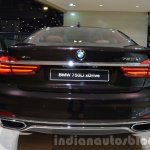 2016 BMW 7 Series Individual rear at the IAA 2015