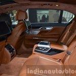 2016 BMW 7 Series Individual rear seating at the IAA 2015