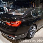 2016 BMW 7 Series Individual rear three quarter at the IAA 2015