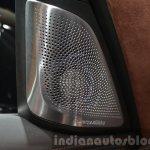 2016 BMW 7 Series Individual speaker at the IAA 2015