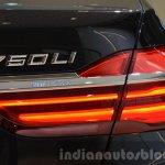 2016 BMW 7 Series Individual taillamp at the IAA 2015