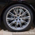 2016 BMW 7 Series Individual wheel at the IAA 2015