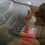 2016 BMW 7 Series dashboard India spied