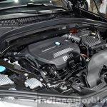 2016 BMW X1 engine at the IAA 2015