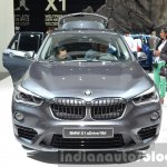 2016 BMW X1 front at the IAA 2015