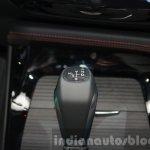 2016 BMW X1 gear selector at the IAA 2015