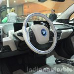 2016 BMW i3 in Fluid Black interior at IAA 2015