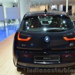 2016 BMW i3 in Fluid Black rear at IAA 2015