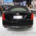 2016 Cadillac CT6 rear at the 2015 Chengdu Motor Show