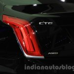 2016 Cadillac CT6 taillight at the 2015 Chengdu Motor Show