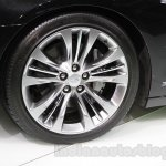 2016 Cadillac CT6 wheel at the 2015 Chengdu Motor Show