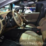 2016 DS 4 front seats at the 2015 IAA